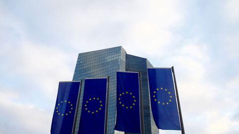 Caixa, Santander y BBVA: faltan 13.000 millones para  llegar a  la media europea