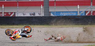 Post de Márquez y Pedrosa aprietan las tuercas a Honda para frenar a Maverick Viñales