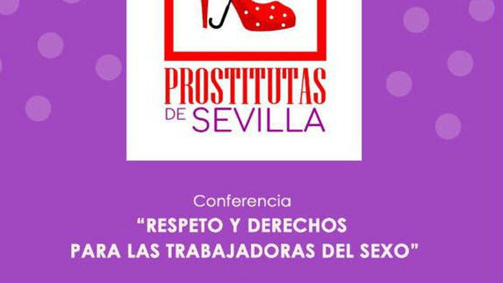 Una líder de Podemos organiza una jornada a favor de la prostitución