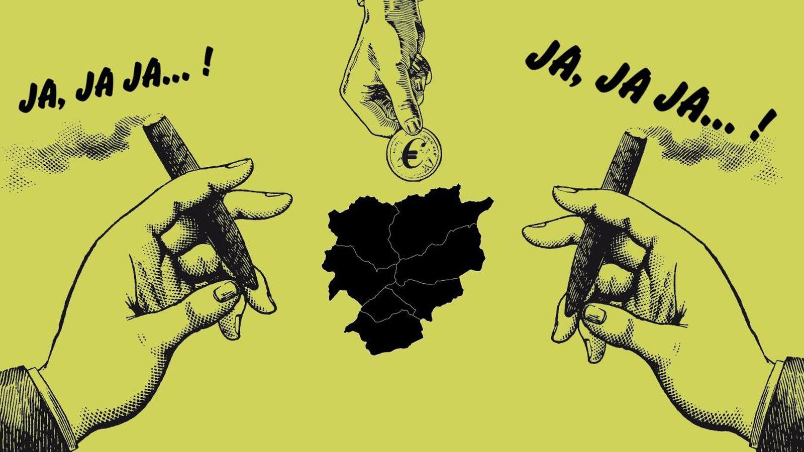 Foto: Ilustración: El Confidencial