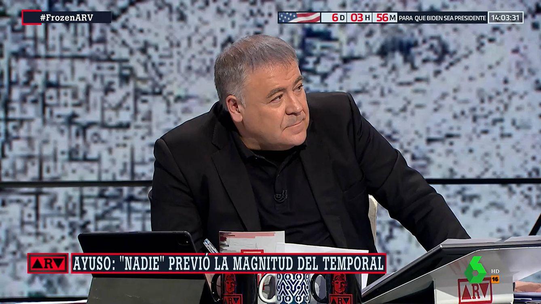 ¿Qué se ha hecho Antonio García Ferreras en el pelo? Pista nº1: no es un injerto