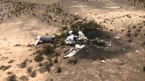 Mueren los 14 pasajeros de un avión privado siniestrado en el norte de México
