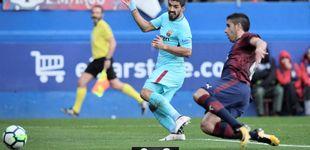 Post de El Barcelona camufla sus dudas con goles