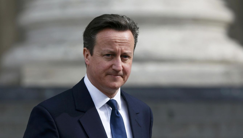 La entrevista más extraña de David Cameron: Soy pariente de los Kardashian