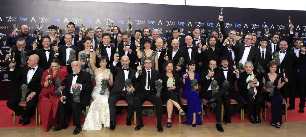 Foto: La gala de los Goya, en imágenes