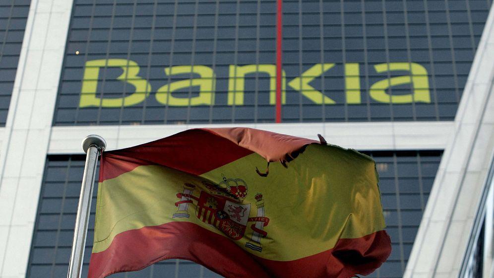 Foto: Sede de Bankia. (Efe)