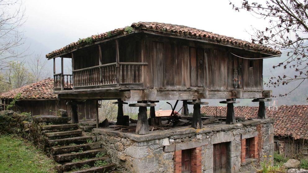 ¿Adiós a los hórreos? El IBI amenaza a la joya de la arquitectura asturiana