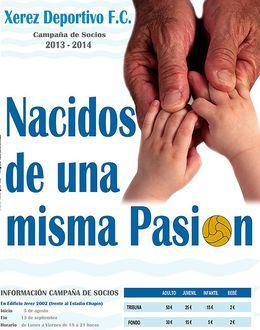 Foto: Campaña del xerez dfc.