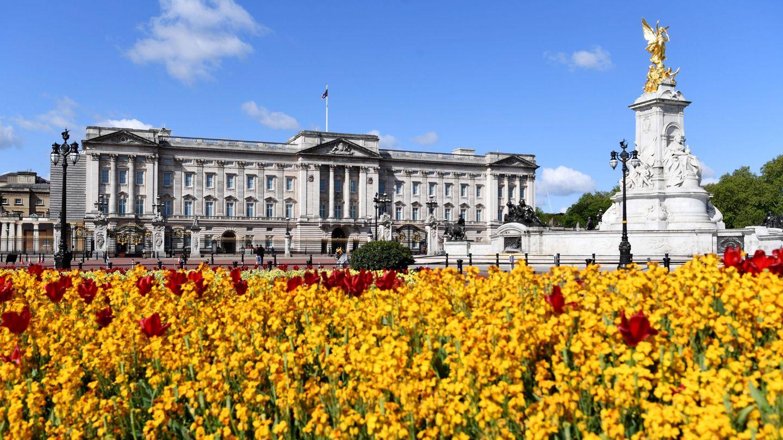 Palacio de Buckingham en Londres. (EFE)