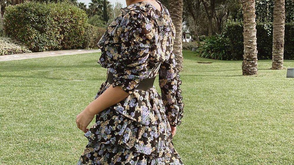 Laura Escanes se enamorará de este vestido floral que arrasa en Kiabi