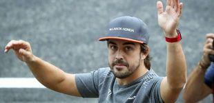 Post de McLaren anuncia con humor en español la renovación de Fernando Alonso