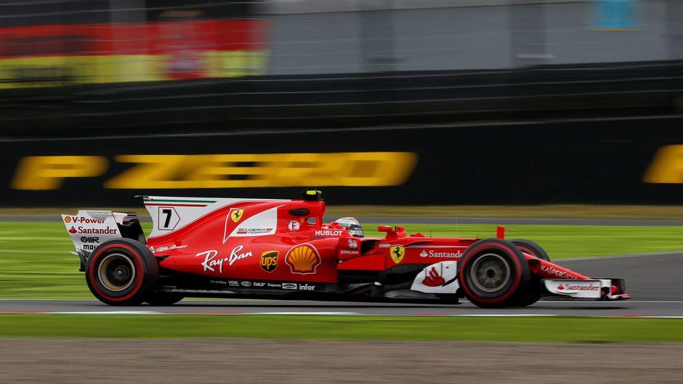Foto: Ferrari ha perdido todas sus opciones de título en las últimas tres carreras. (Reuters)
