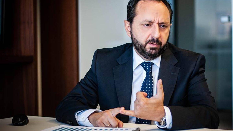 Juan Jesús González, director general de Planificación y Organización Corporativa de Grupo Avintia. (C. Castellón)