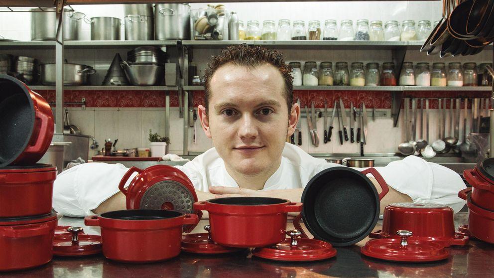 Chirón, la cocina de sabores con estrella al sur de Madrid