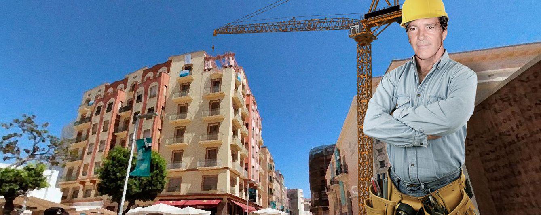 Antonio Banderas Se Construye Un Palacete En M 225 Laga