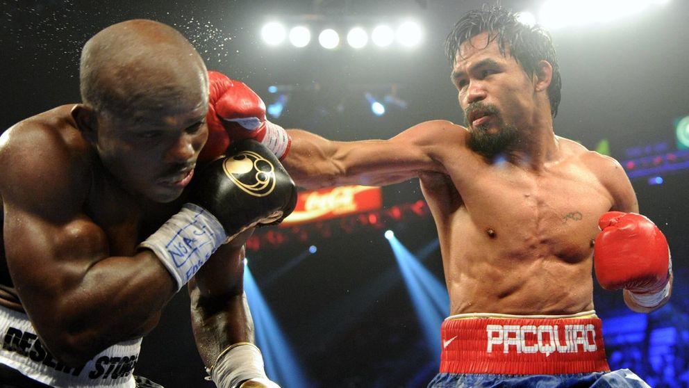 El último Pacquiao boxeador dará paso a un aspirante a presidente de Filipinas
