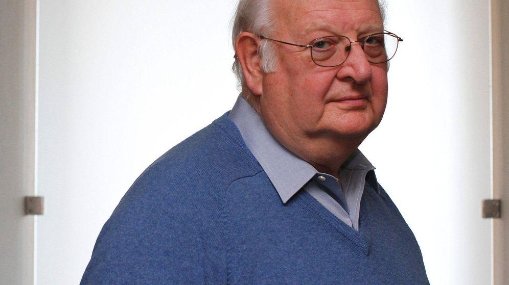 Foto: Angus Deaton, premio Nobel de Economía 2015 (EFE)