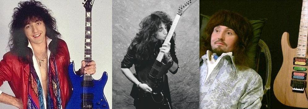 Foto: El guitarrista norteamericano Jason Becker.