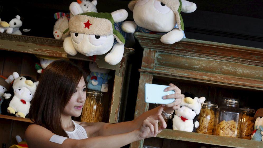 Foto: Los móviles chinos han entrado fuerte en el mercado