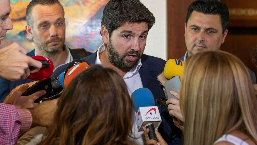 Foto: Fernando López Miras. (EFE)