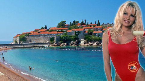 Pamela Anderson, una vigilante de la playa que consigue el título de condesa
