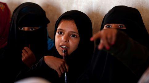 El conflicto de Yemen afecta a la educación de las niñas
