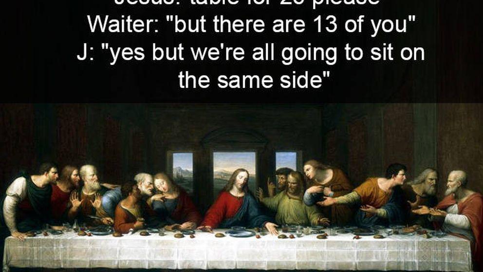 Ingenio desmedido en Twitter: los 'memes' más divertidos sobre obras de arte
