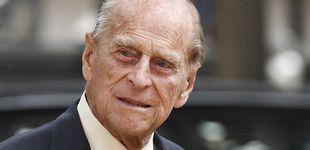 Post de El duque de Edimburgo abandona el hospital por la puerta de atrás