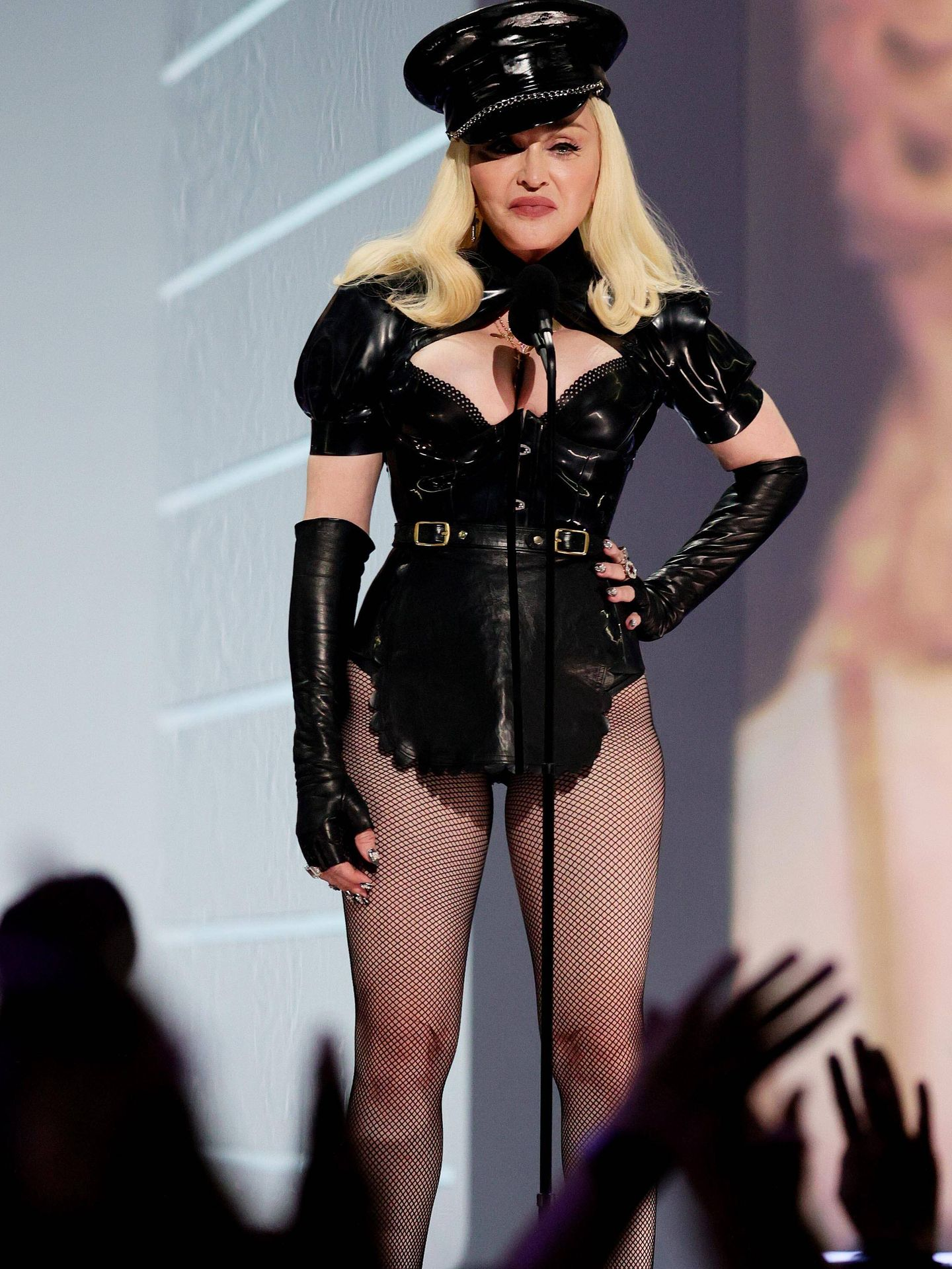 Madonna. (Getty)