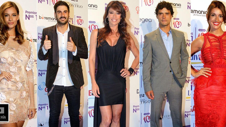 Galería: Famosos en los Premios Cadena 100