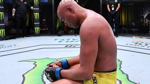 UFC Las Vegas 12: el KO final de Uriah Hall que termina con la carrera de Anderson Silva