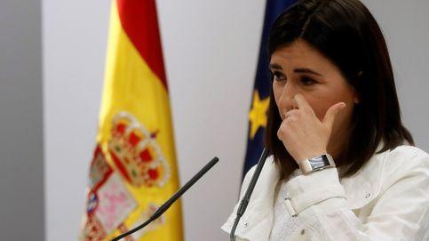 Fin del copago y un plan contra el suicidio: las tareas de Carcedo tras suceder a Montón