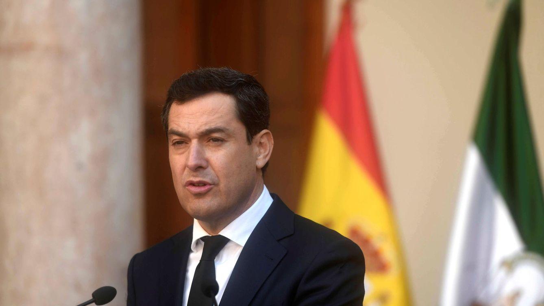 El Gobierno de Moreno reabre las heridas entre 'sorayistas' y 'casadistas' en Andalucía