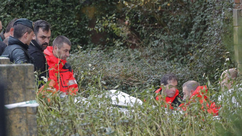 Foto: La Guardia Civil localiza el cadáver de Diana Quer. (EFE)