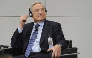 Empieza la especulación: George Soros presta un 4% de Hispania a Goldman y UBS