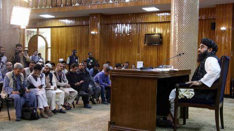 Los talibanes anuncian un gobierno provisional liderado por Muhammad Hassan Akhund