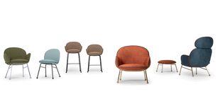 Post de La colección 'Round' de sillas y taburetes de Lagranja