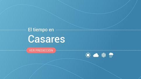 El tiempo en Casares para hoy: alerta amarilla por fenómenos costeros