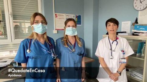 Quédate en casa ante la crisis del coronavirus: el 'reto' de los sanitarios de Madrid para frenar el avance del Covid-19