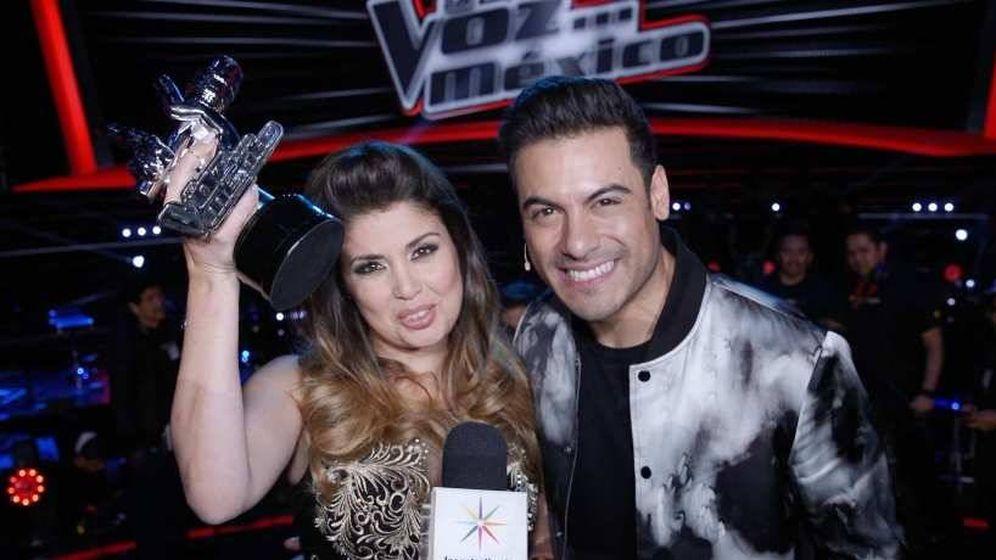 Foto: Cristina Ramos y Carlos Rivera. (Las Estrellas)