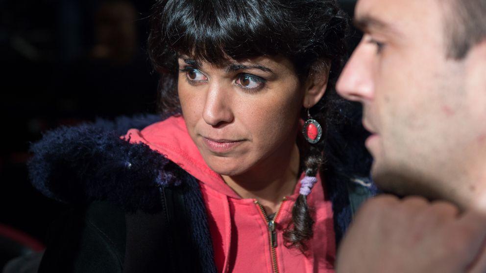 Teresa Rodríguez, candidata de Podemos a la Junta andaluza