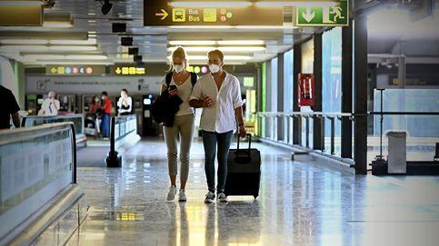 Más de 2M de pasajeros internacionales volaron a España en julio, un 80% menos
