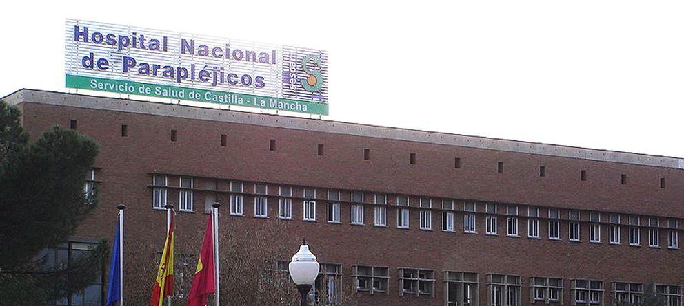 Foto: Hospital de parapléjicos de Toledo