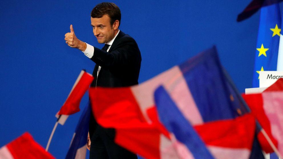 Directo | Le Pen anuncia su estrategia: irá a por los votos de Mélenchon y Fillon