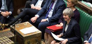 Post de May agrava el caos con su amenaza: otra votación o sin Brexit por tiempo indefinido