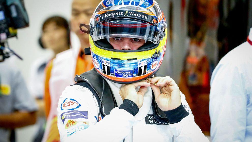 Fernando Alonso soñó tras la primera curva: Pensé en el podio