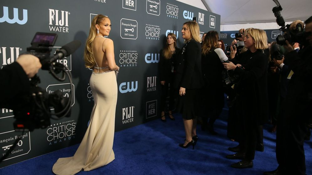 Foto: Jennifer Lopez. (Reuters)