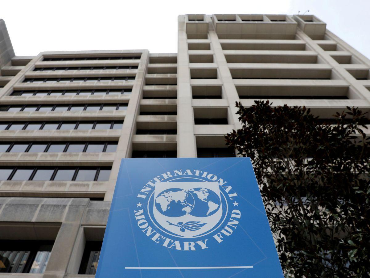 Foto: Sede del Fondo Monetario Internacional (FMI)