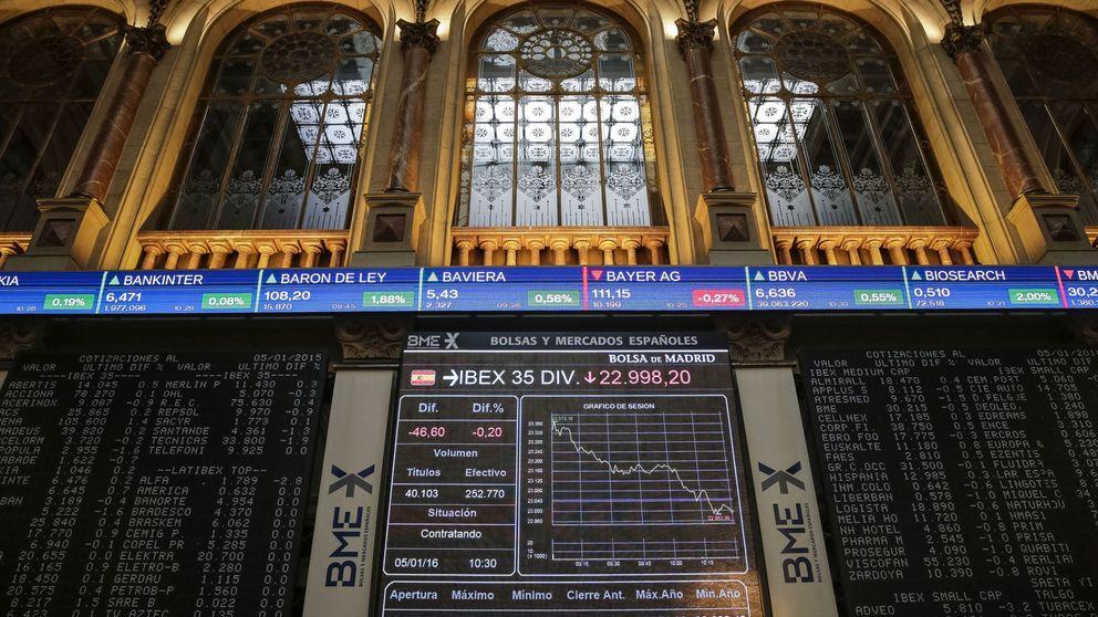 Las medidas de China para contener la caída de su bolsa suavizan las pérdidas del Ibex