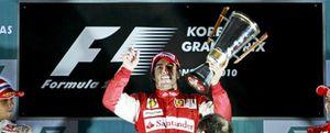 Alonso, el único aspirante que puede ser campeón en Brasil